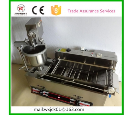 China Comercial double row gas and electricity donut machine factory price factory