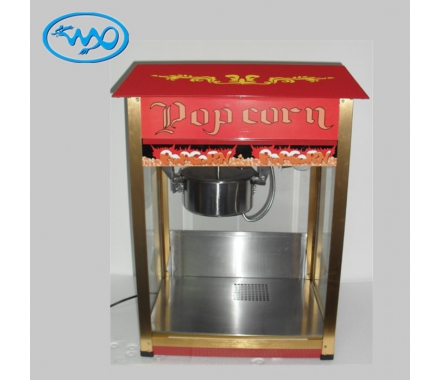 Commercial electric new product  popcorn machine mobile popcorn cart