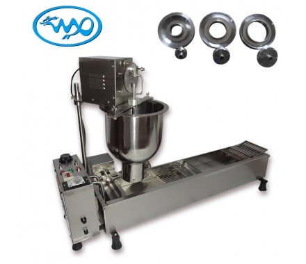 automatic full stainless steel mini donut machine price